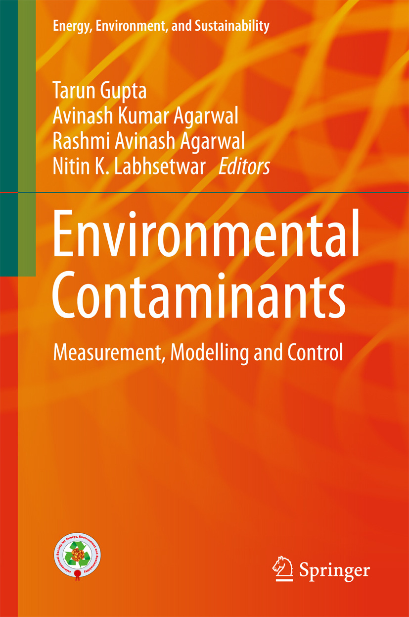 Agarwal, Avinash Kumar - Environmental Contaminants, ebook