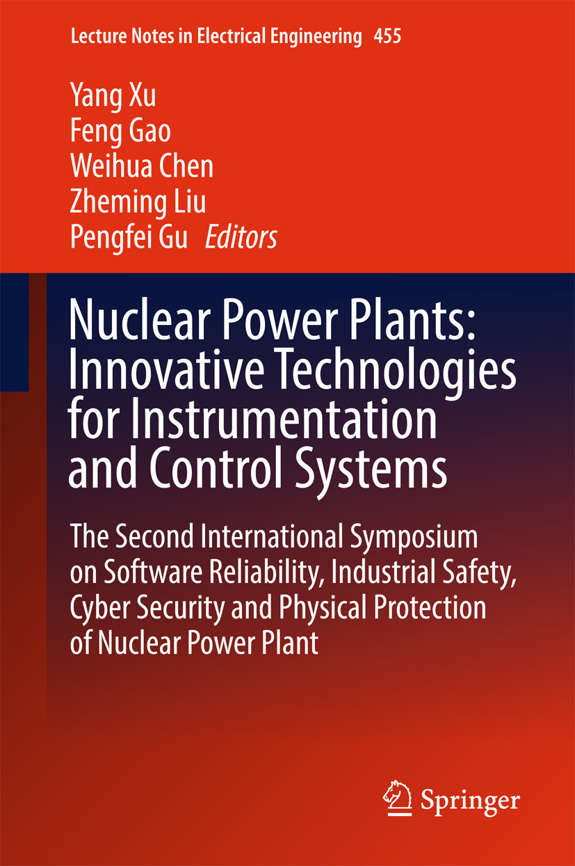 Chen, Weihua - Nuclear Power Plants: Innovative Technologies for Instrumentation and Control Systems, ebook