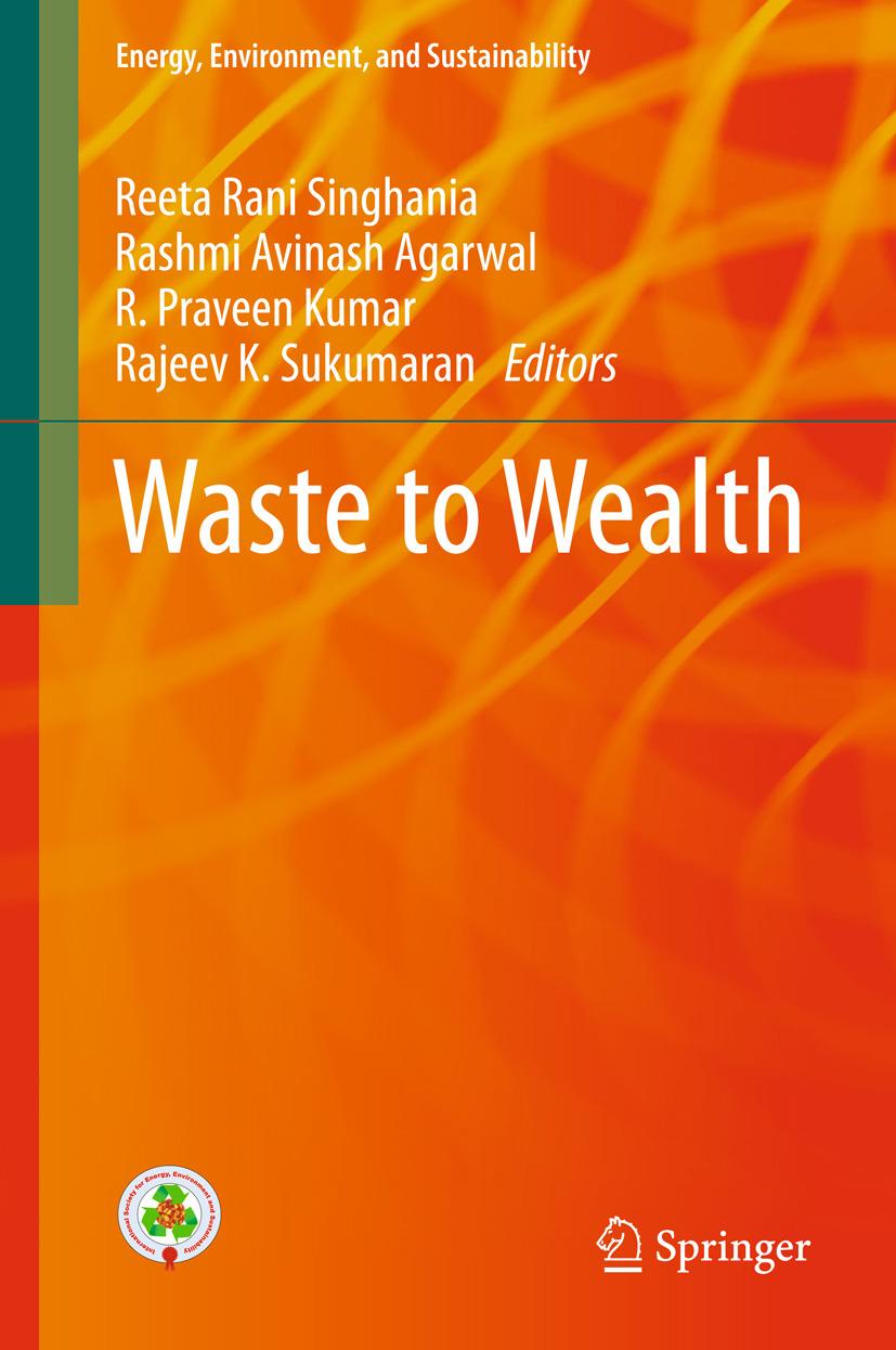 Agarwal, Rashmi Avinash - Waste to Wealth, ebook