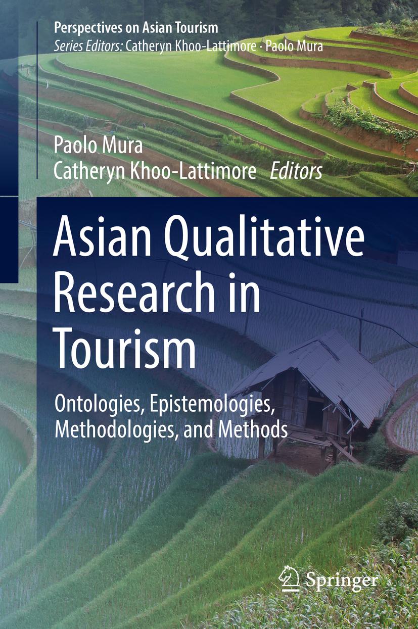 Khoo-Lattimore, Catheryn - Asian Qualitative Research in Tourism, e-kirja