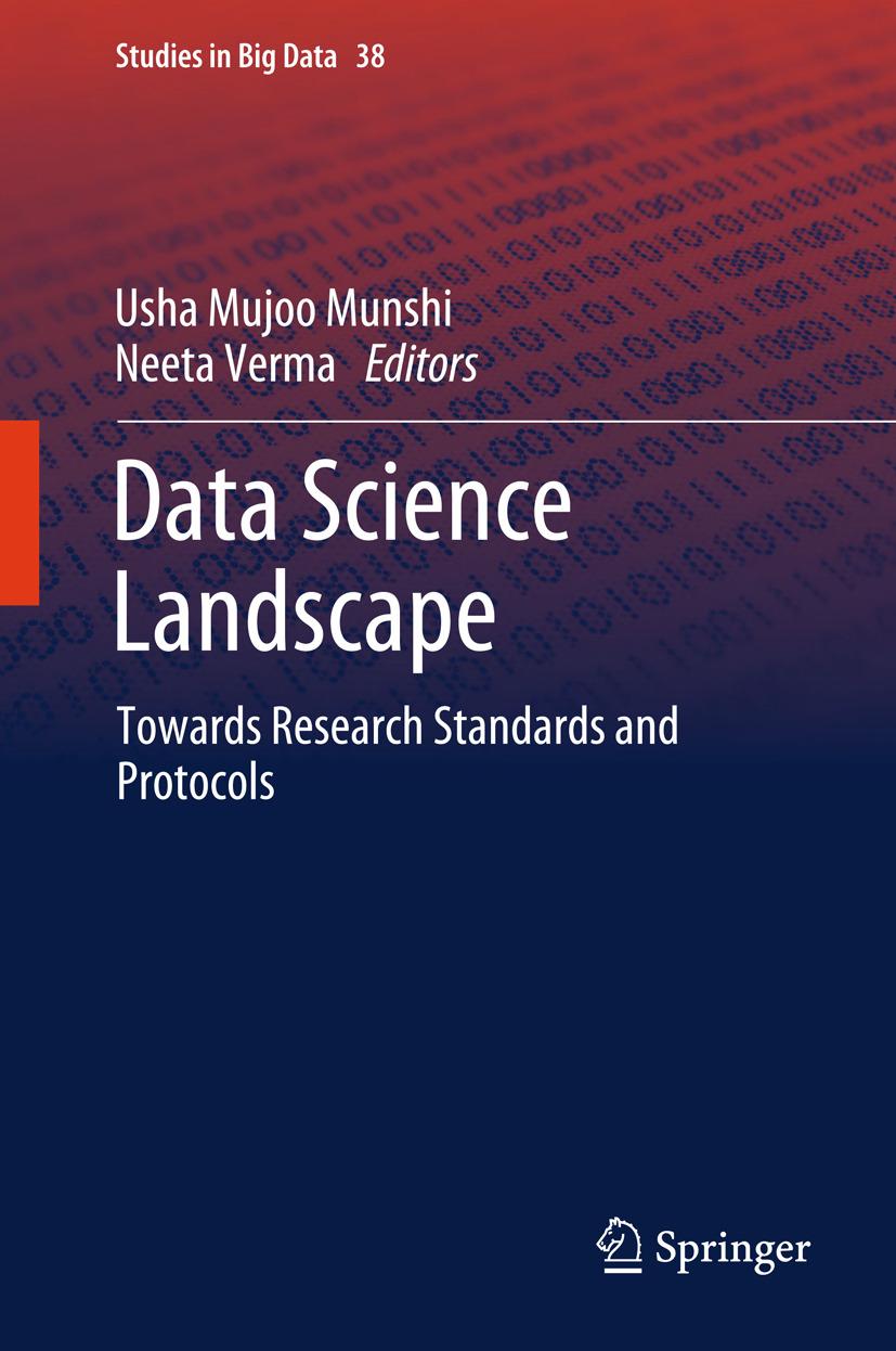 Munshi, Usha Mujoo - Data Science Landscape, ebook