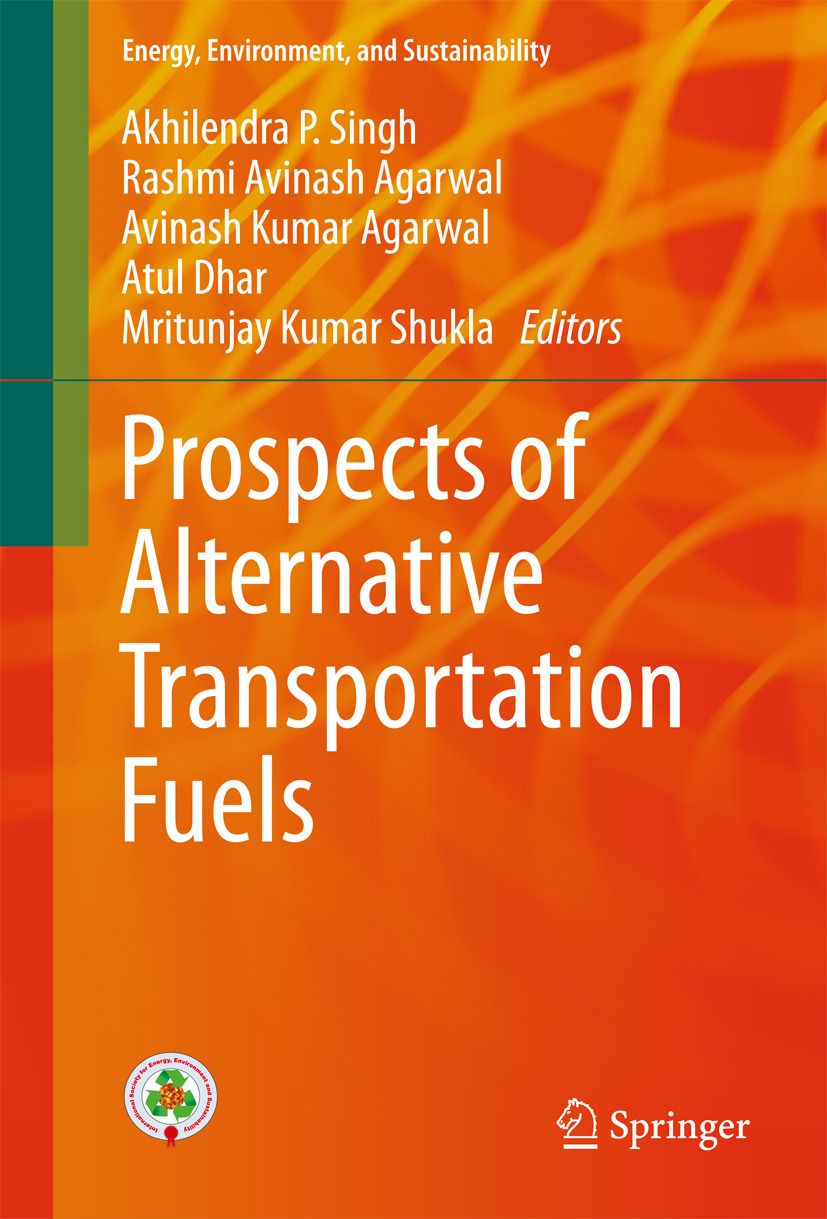 Agarwal, Avinash Kumar - Prospects of Alternative Transportation Fuels, ebook