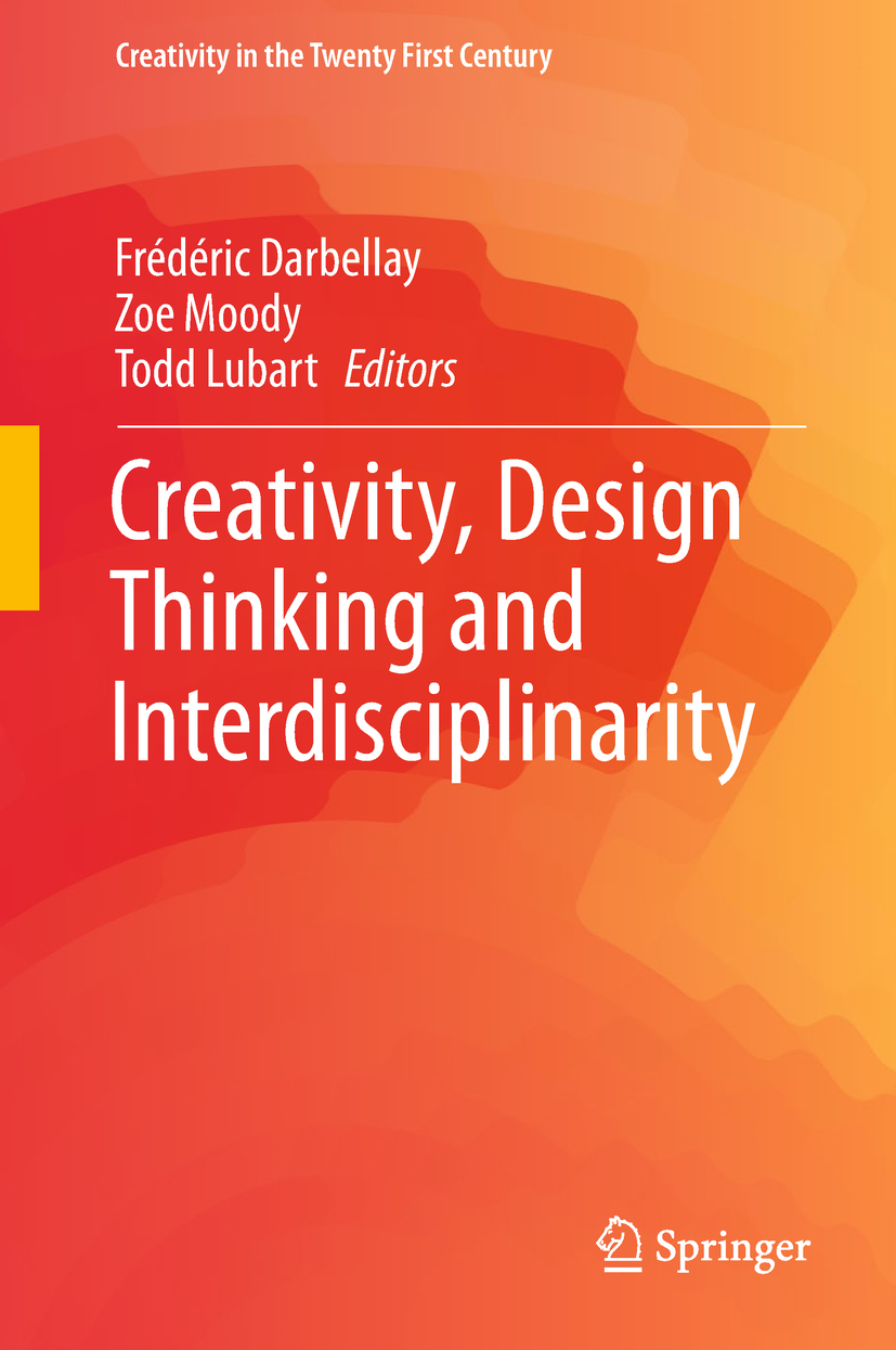 Darbellay, Frédéric - Creativity, Design Thinking and Interdisciplinarity, ebook