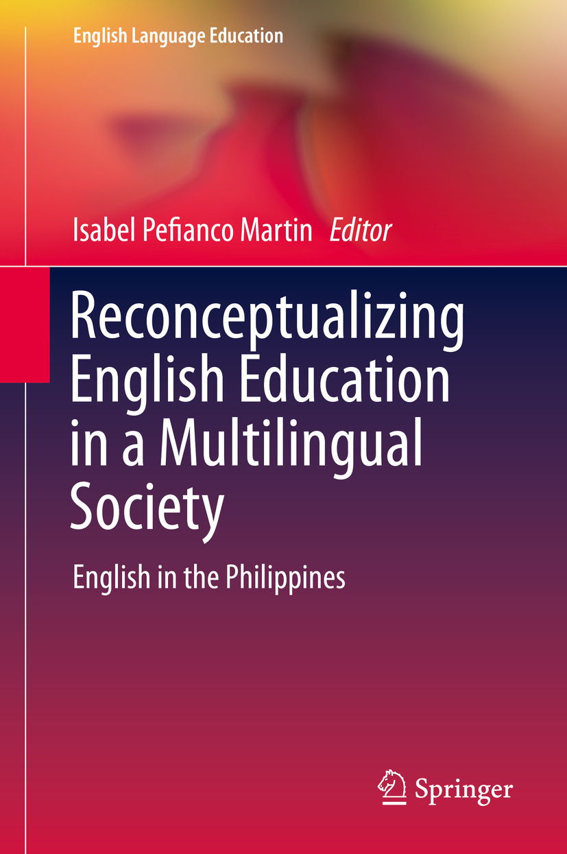 Martin, Isabel Pefianco - Reconceptualizing English Education in a Multilingual Society, ebook