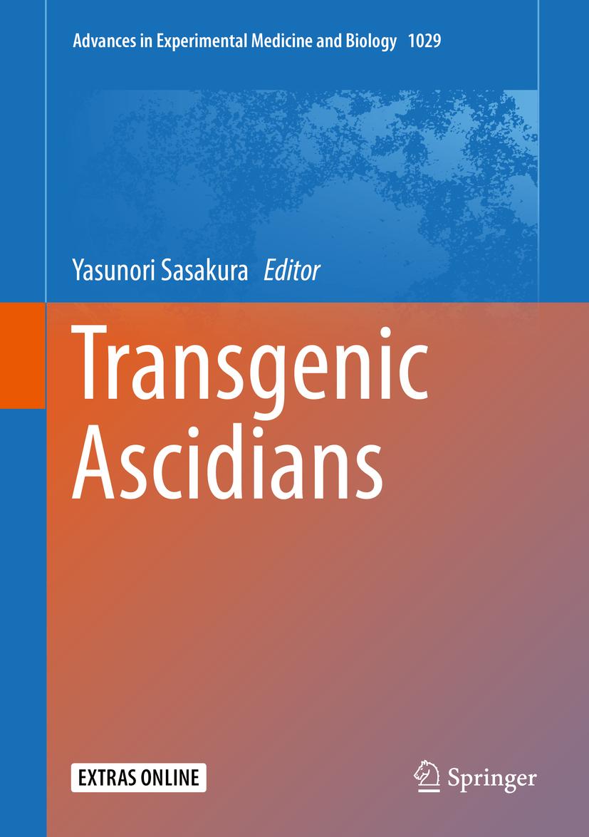 Sasakura, Yasunori - Transgenic Ascidians, ebook