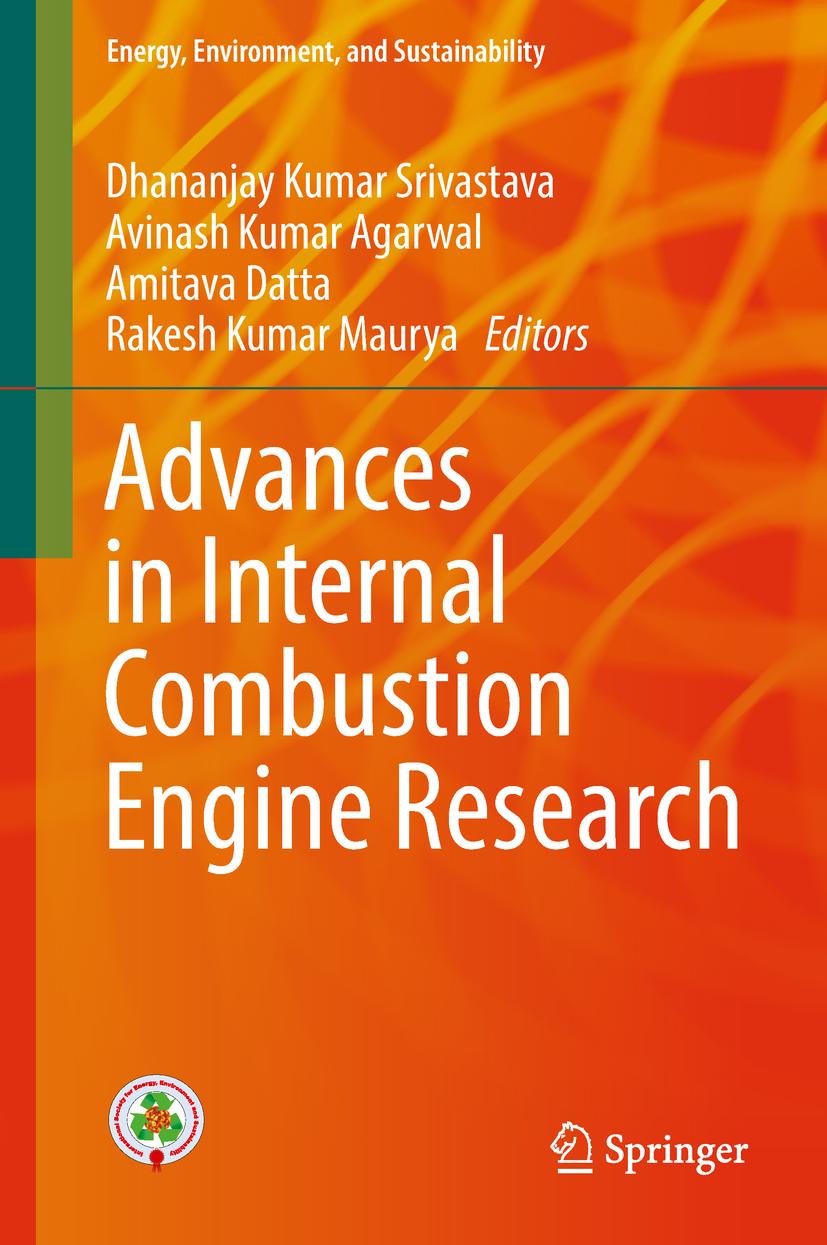 Agarwal, Avinash Kumar - Advances in Internal Combustion Engine Research, ebook