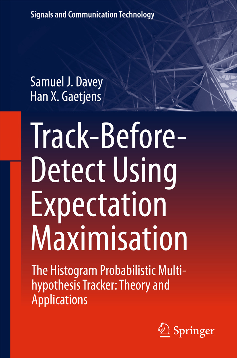 Davey, Samuel J. - Track-Before-Detect Using Expectation Maximisation, ebook