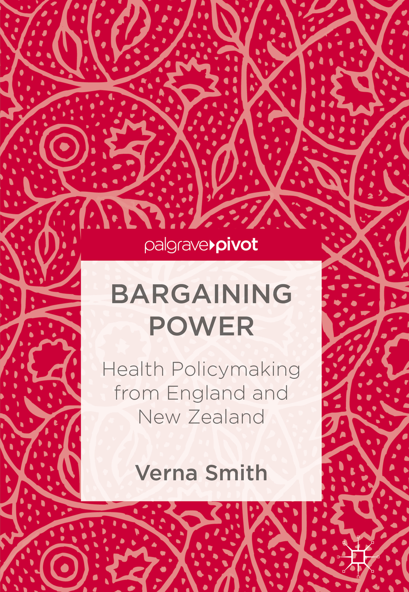 Smith, Verna - Bargaining Power, ebook