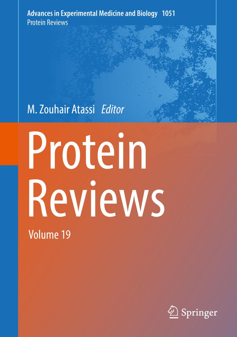 Atassi, M. Zouhair - Protein Reviews, e-bok
