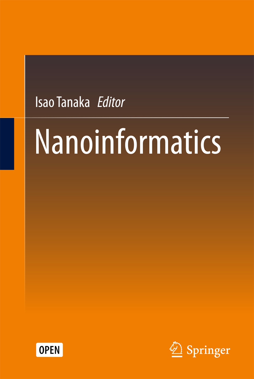 Tanaka, Isao - Nanoinformatics, ebook