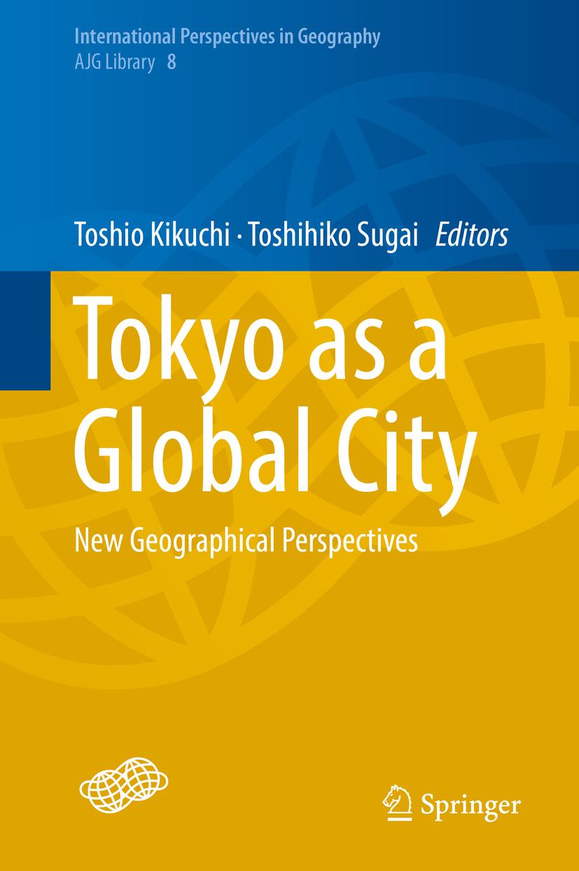 Kikuchi, Toshio - Tokyo as a Global City, ebook