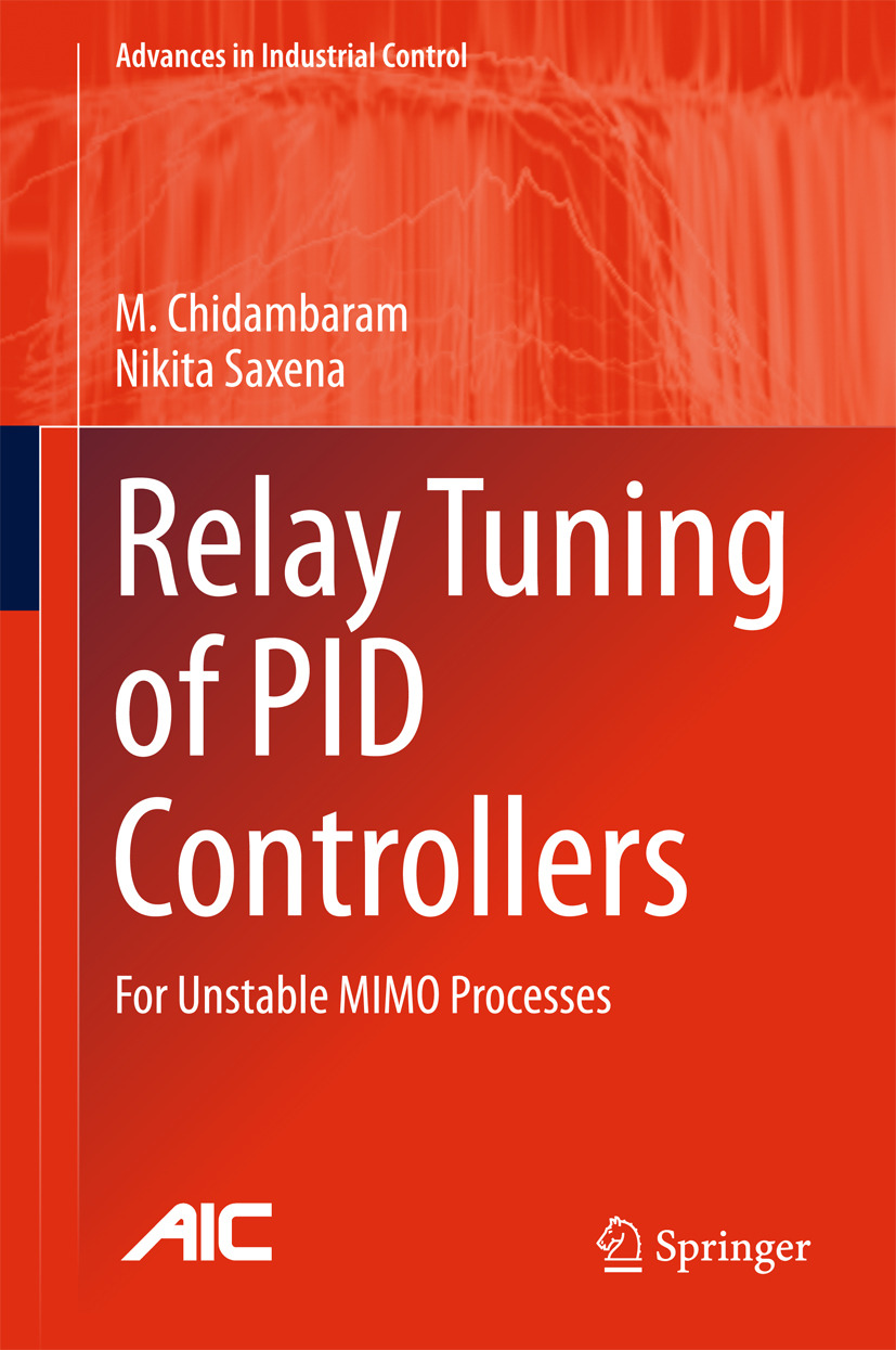 Chidambaram, M. - Relay Tuning of PID Controllers, ebook