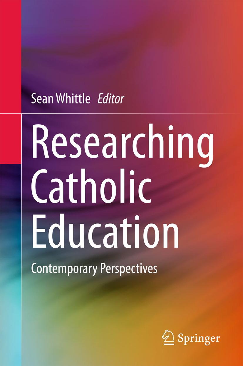 Whittle, Sean - Researching Catholic Education, ebook