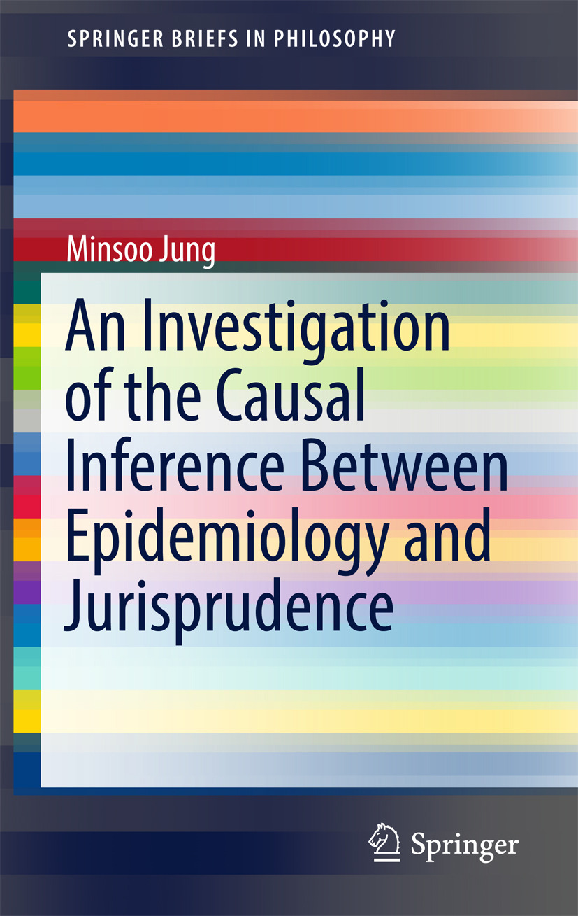 Jung, Minsoo - An Investigation of the Causal Inference between Epidemiology and Jurisprudence, ebook