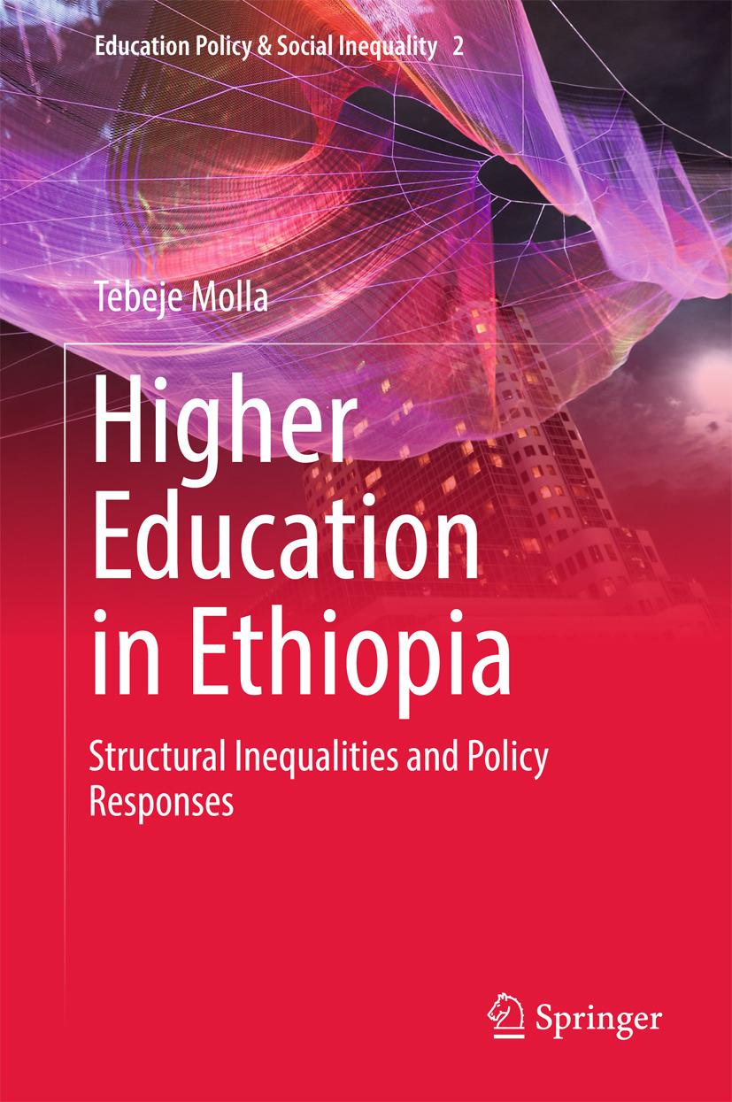 Molla, Tebeje - Higher Education in Ethiopia, ebook