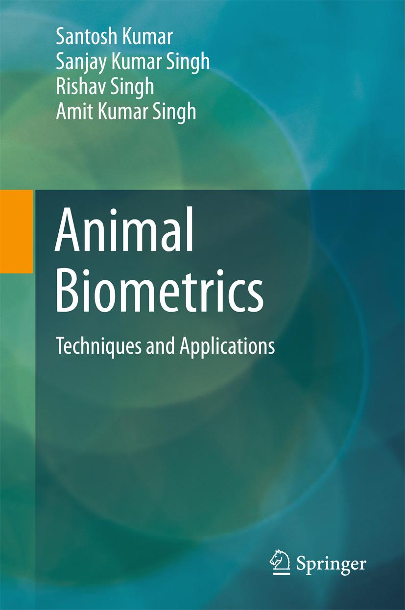 Kumar, Santosh - Animal Biometrics, ebook