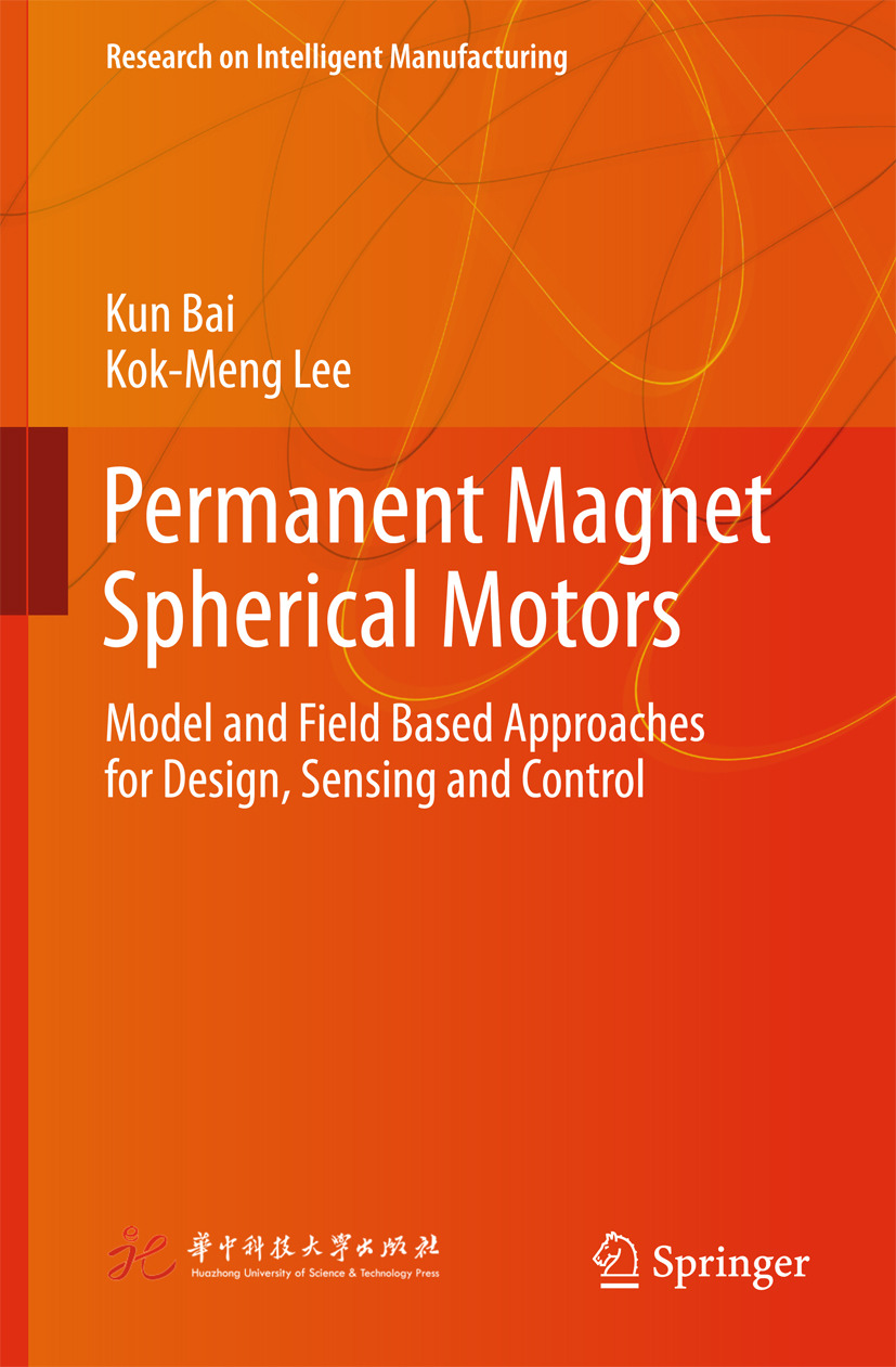 Bai, Kun - Permanent Magnet Spherical Motors, ebook