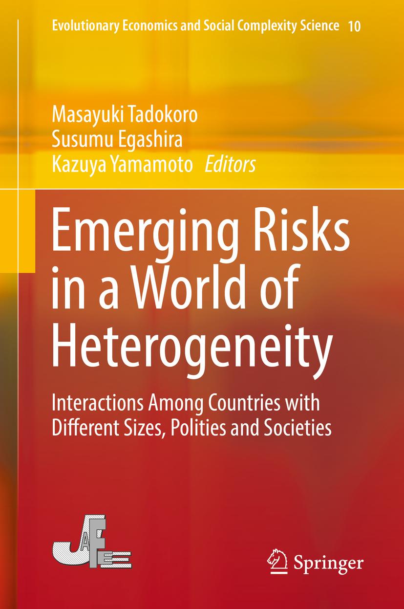 Egashira, Susumu - Emerging Risks in a World of Heterogeneity, ebook