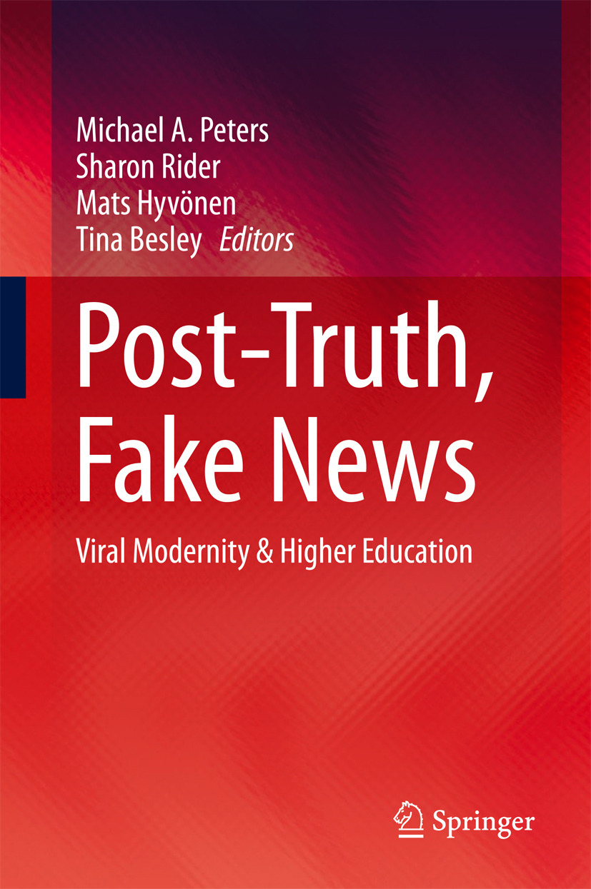 Besley, Tina - Post-Truth, Fake News, ebook