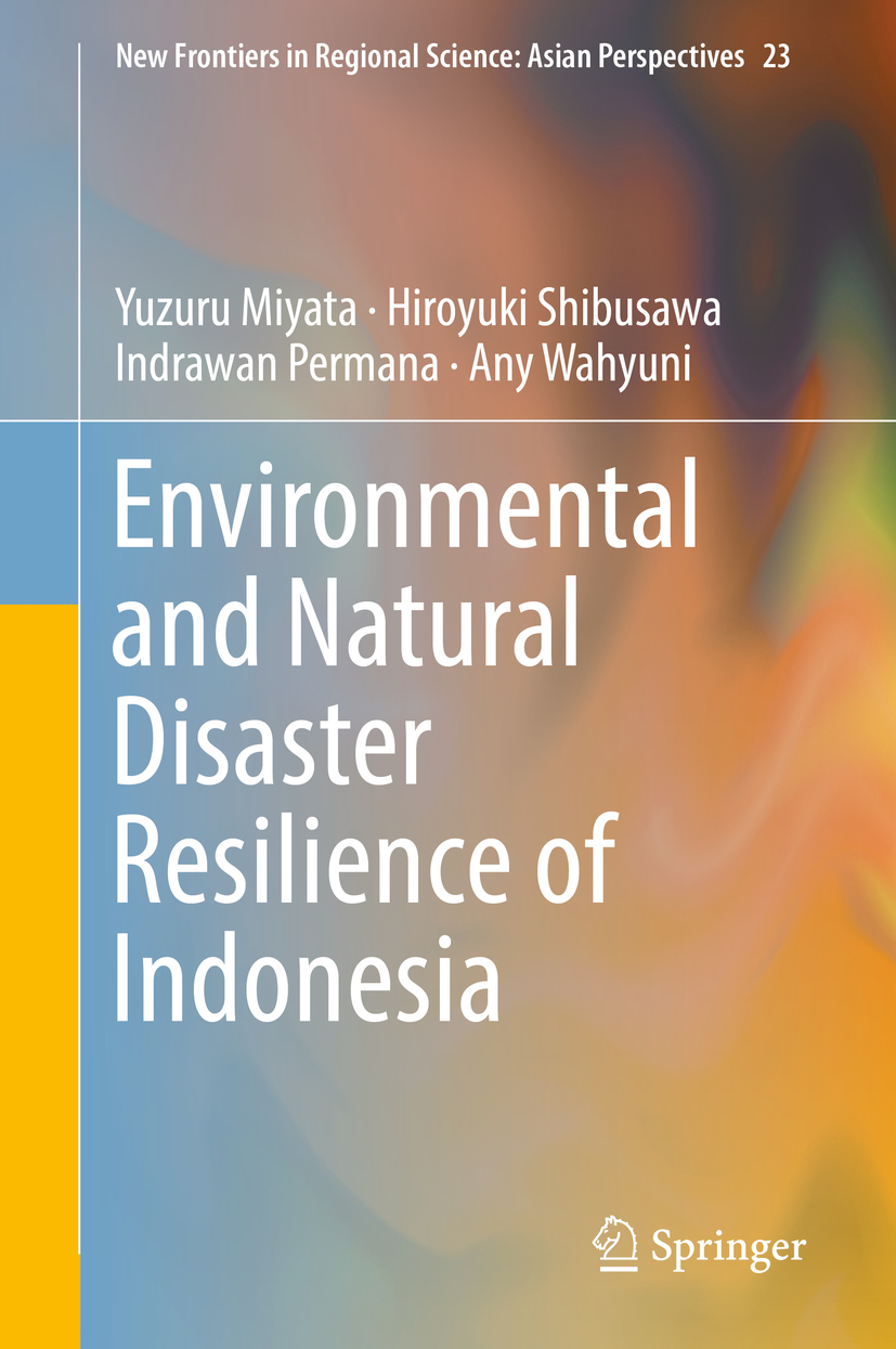 Miyata, Yuzuru - Environmental and Natural Disaster Resilience of Indonesia, ebook