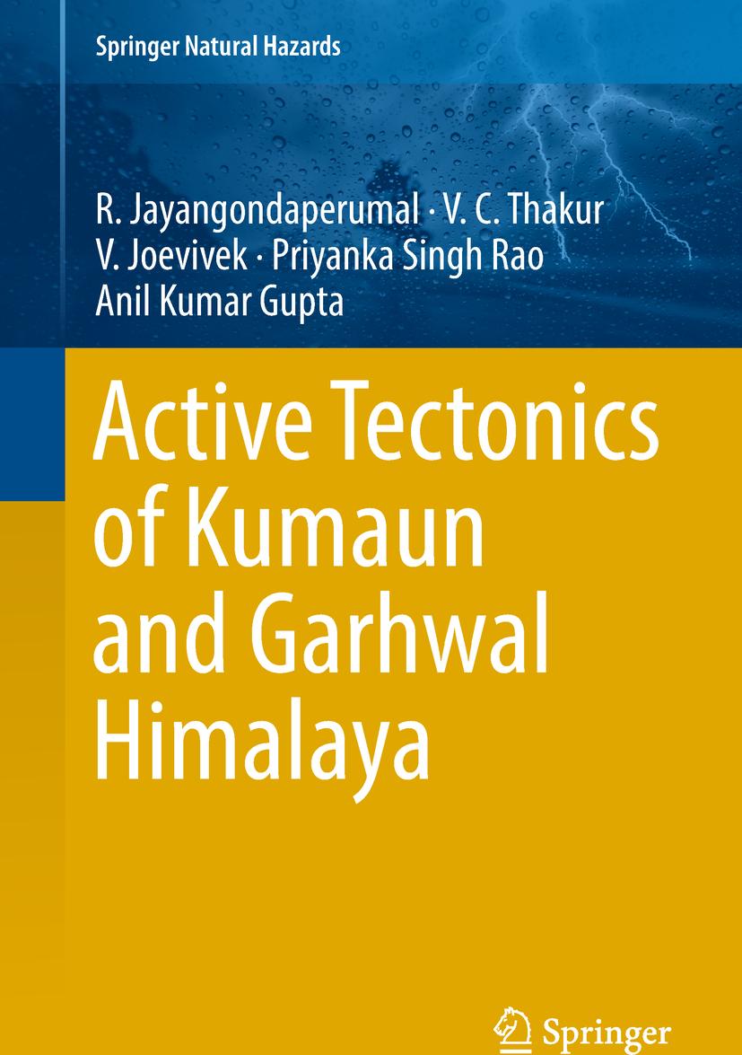 Gupta, Anil Kumar - Active Tectonics of Kumaun and Garhwal Himalaya, ebook