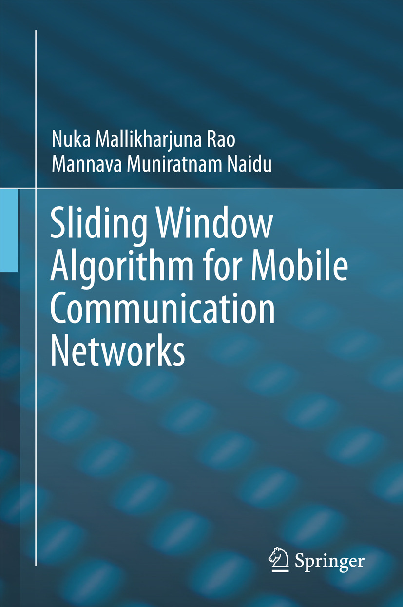 Naidu, Mannava Muniratnam - Sliding Window Algorithm for Mobile Communication Networks, ebook