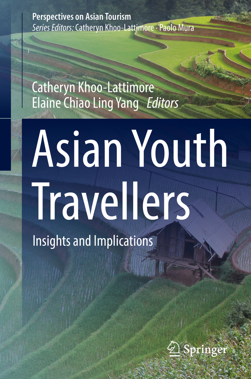 Khoo-Lattimore, Catheryn - Asian Youth Travellers, e-bok