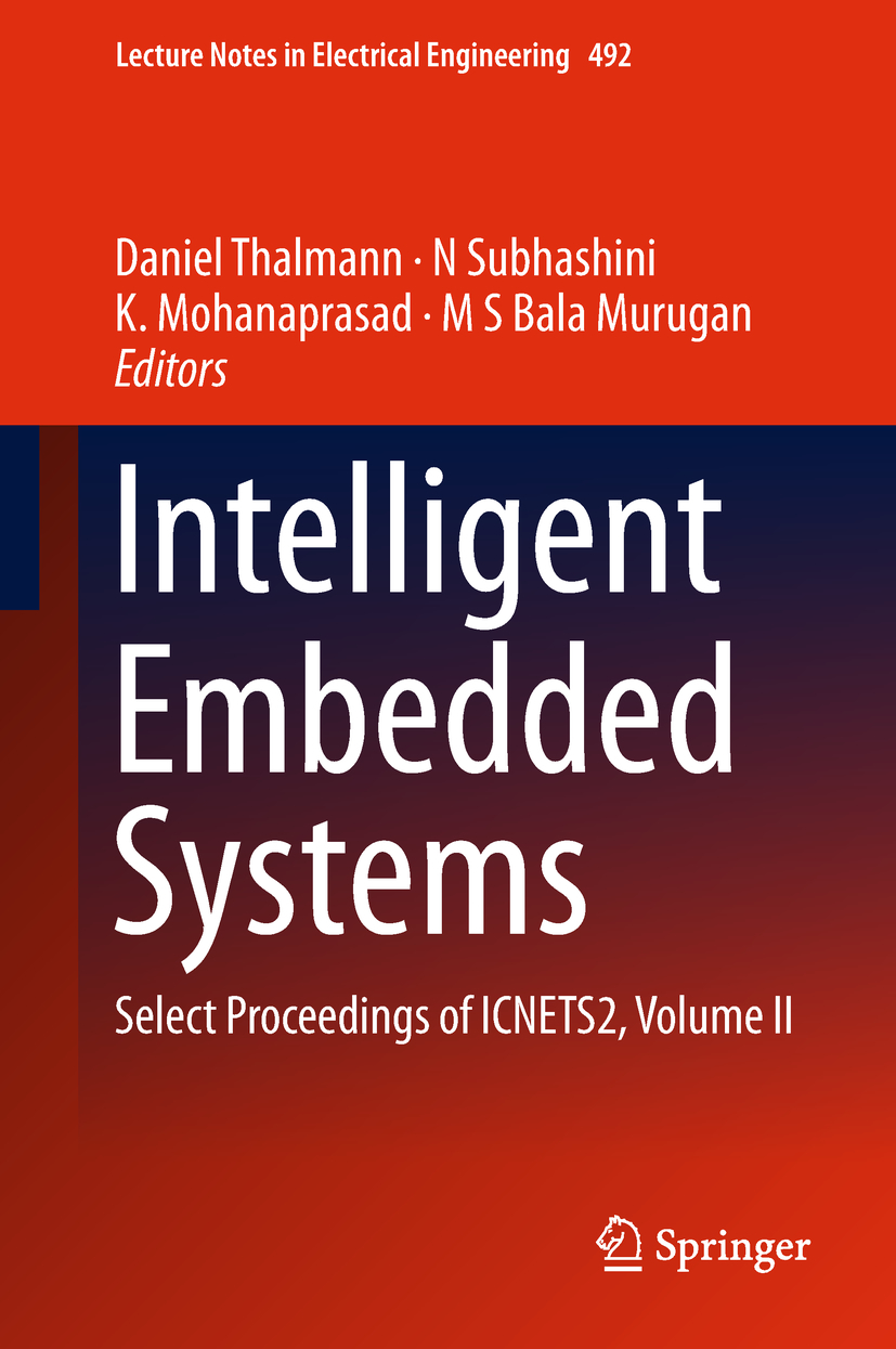Mohanaprasad, K. - Intelligent Embedded Systems, ebook