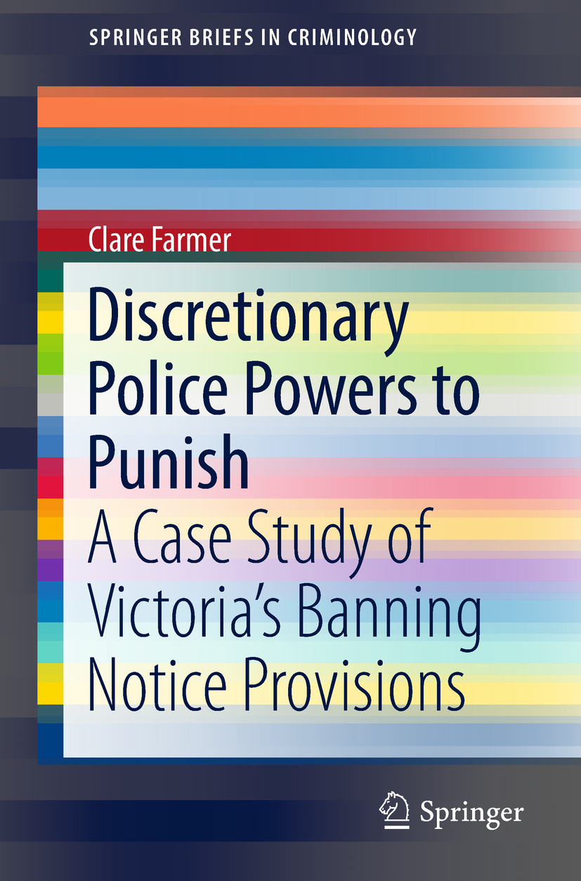 Farmer, Clare - Discretionary Police Powers to Punish, ebook