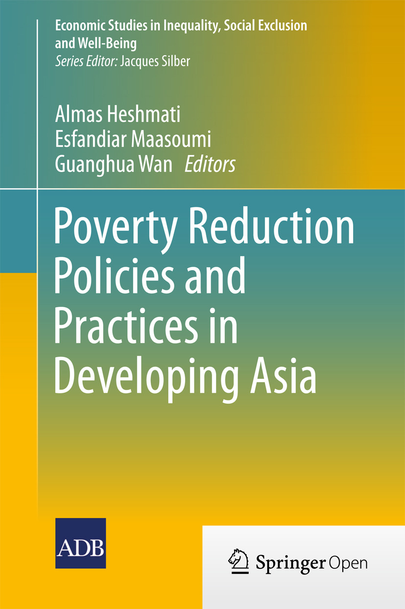 Heshmati, Almas - Poverty Reduction Policies and Practices in Developing Asia, ebook