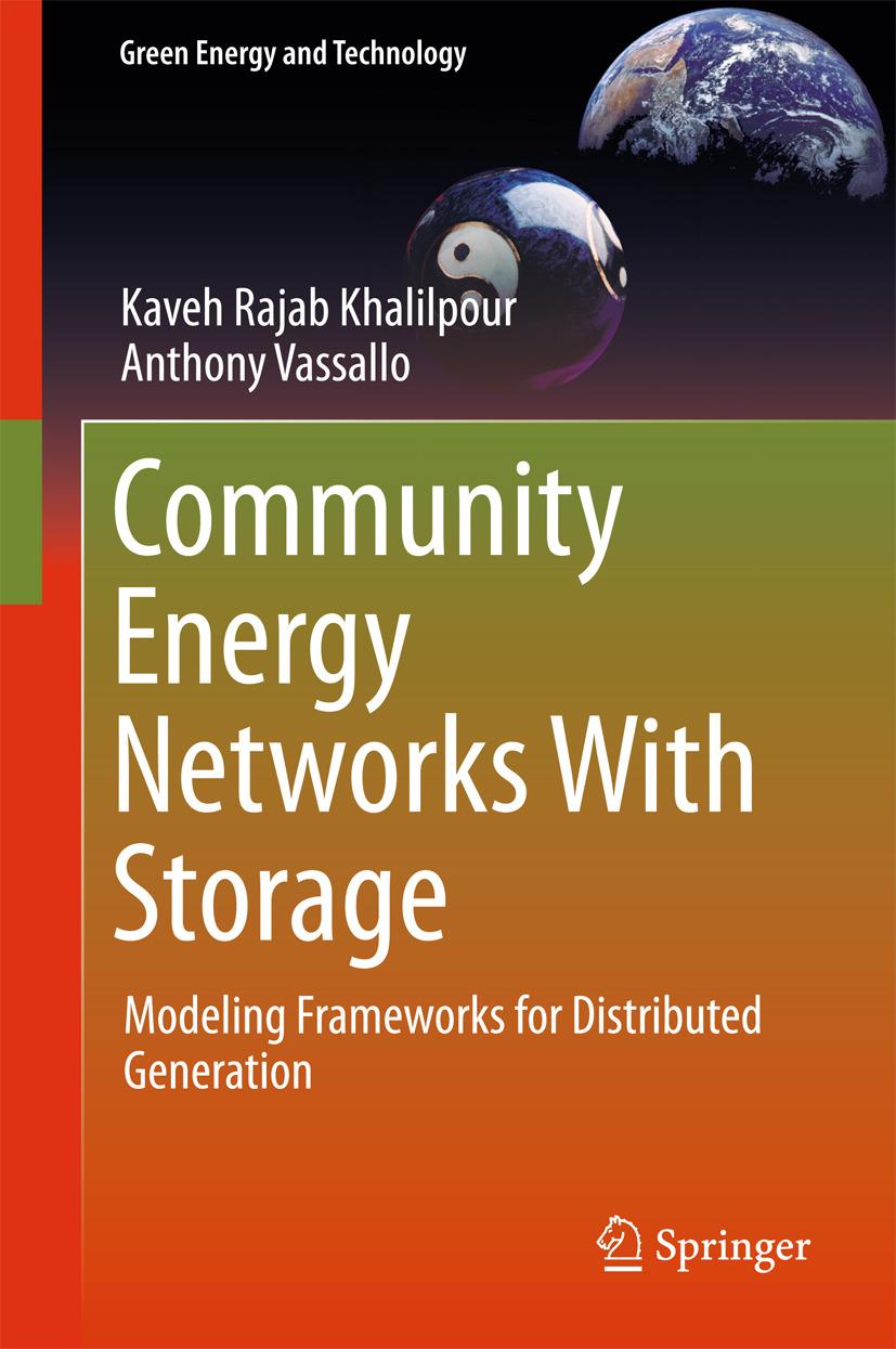 Khalilpour, Kaveh Rajab - Community Energy Networks With Storage, ebook