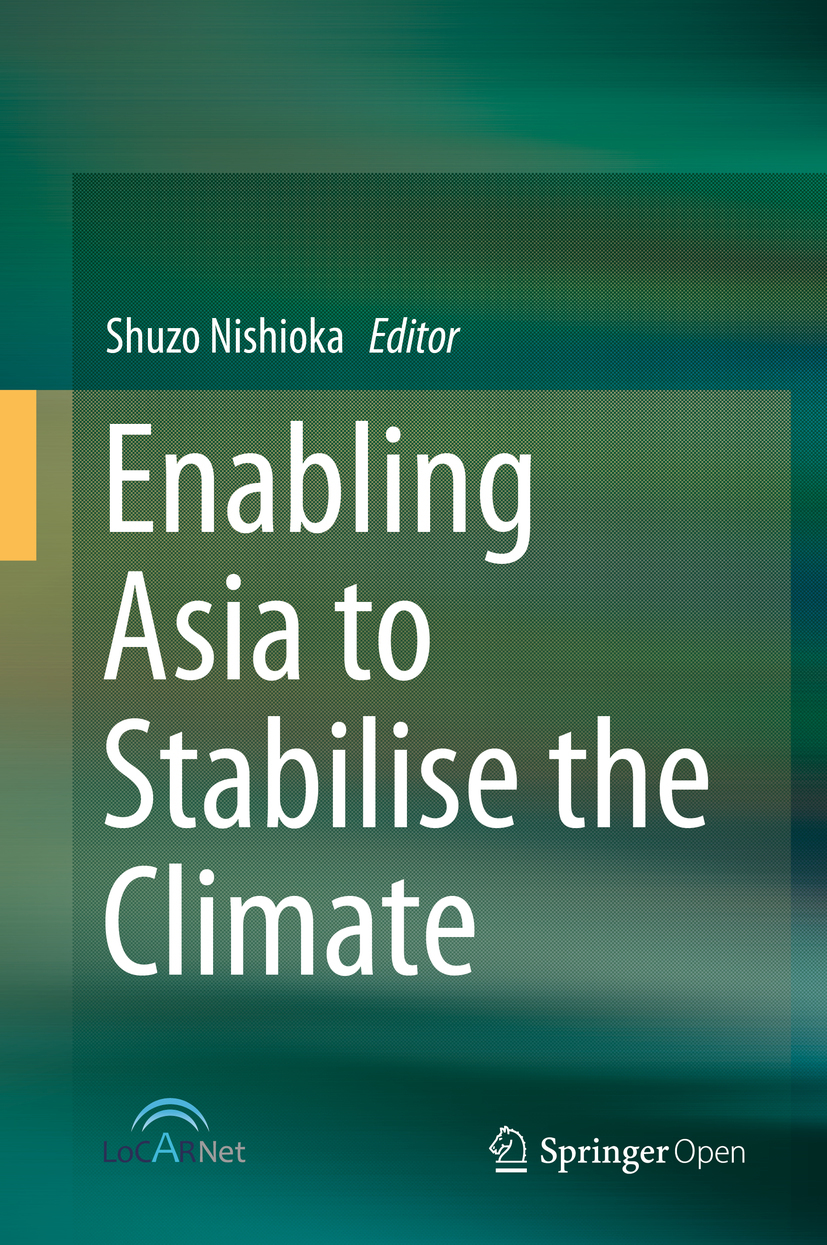 Nishioka, Shuzo - Enabling Asia to Stabilise the Climate, e-bok