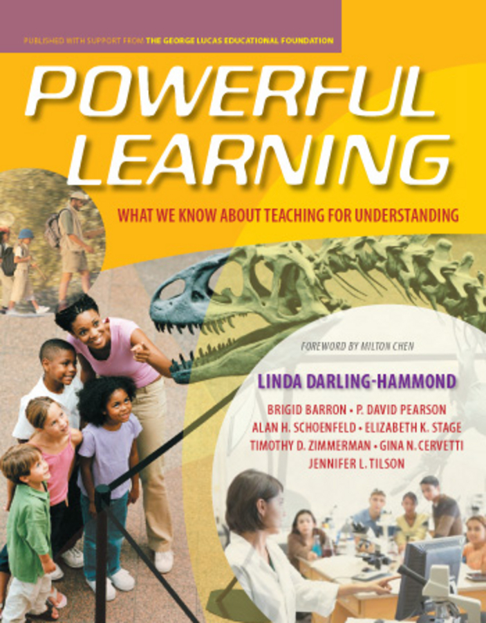 Barron, Brigid - Powerful Learning: What We Know About Teaching for Understanding, ebook