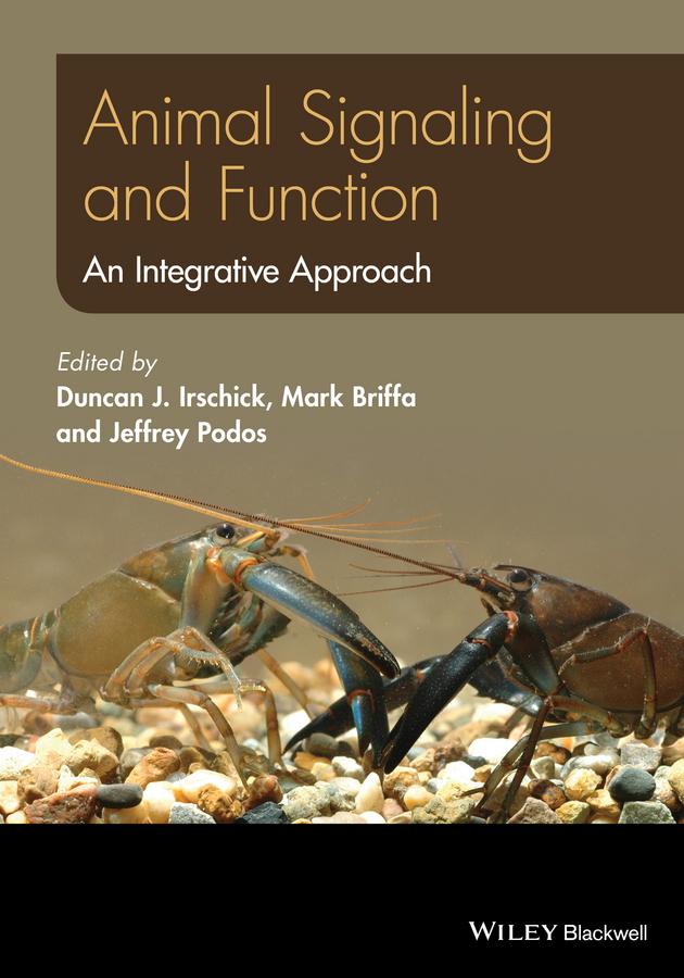 Briffa, Mark - Animal Signaling and Function: An Integrative Approach, ebook