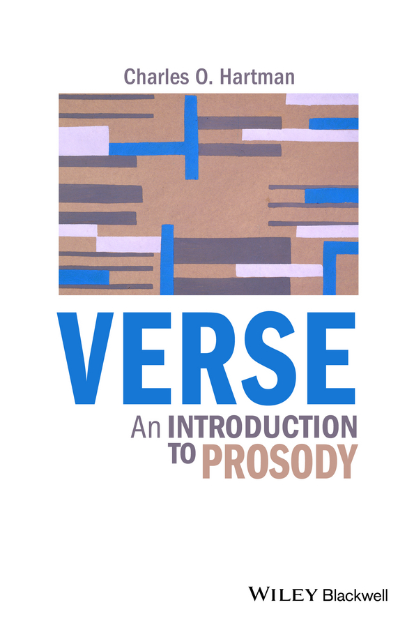 Hartman, Charles O. - Verse: An Introduction to Prosody, ebook