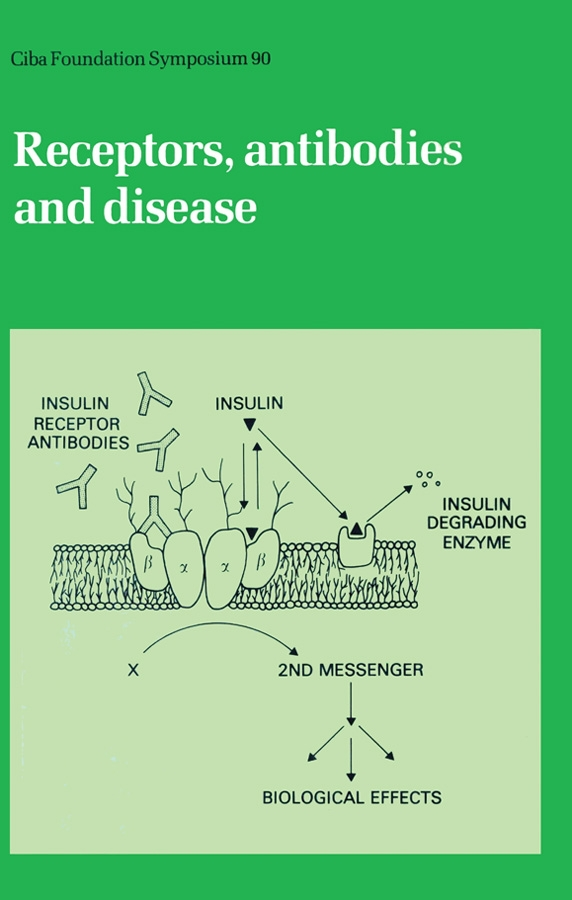 Evered, David - Receptors, Antibodies and Disease, ebook