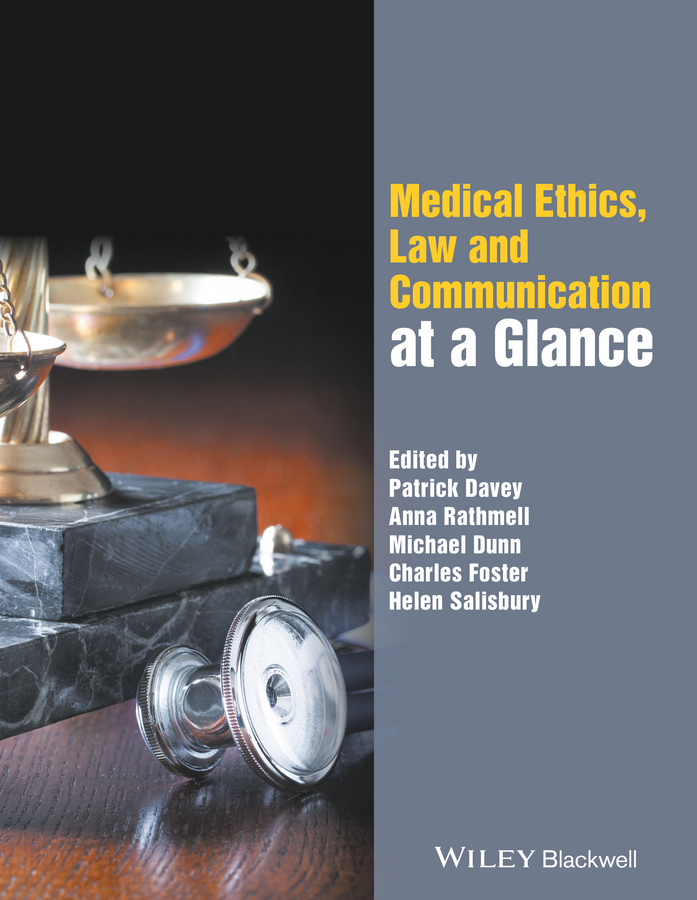 Davey, Patrick - Medical Ethics, Law and Communication at a Glance, ebook