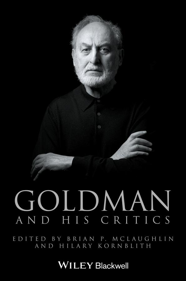 Kornblith, Hilary - Goldman and His Critics, e-bok