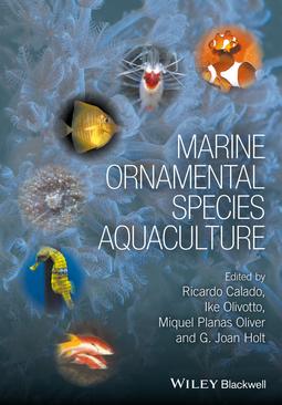 Calado, Ricardo - Marine Ornamental Species Aquaculture, ebook