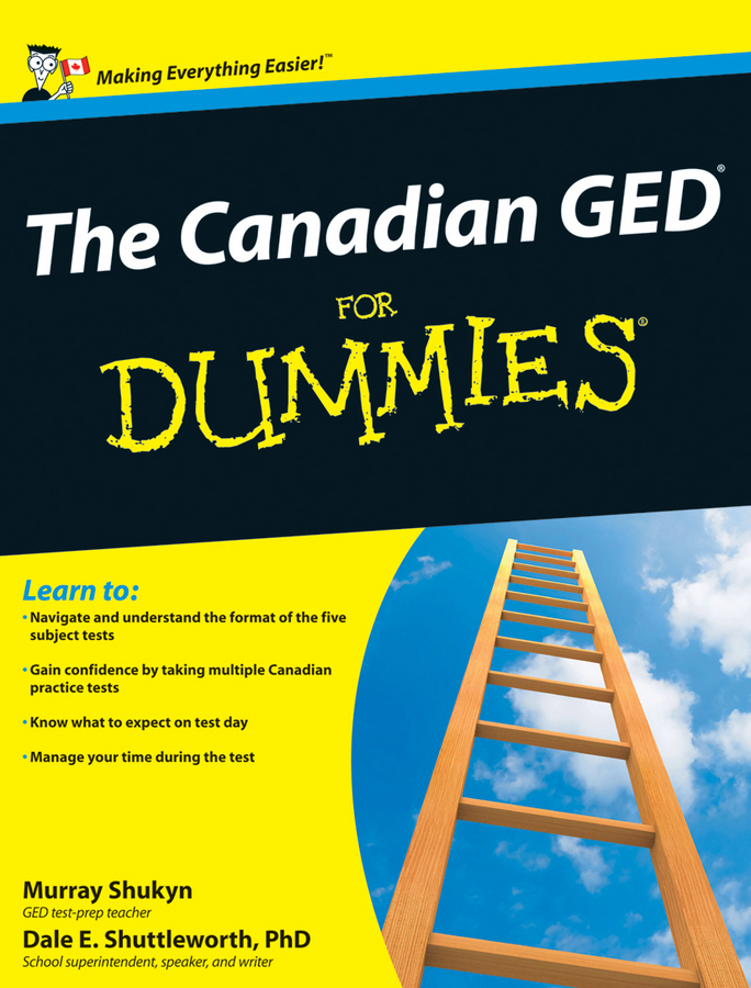 Shukyn, Murray - The Canadian GED For Dummies, ebook