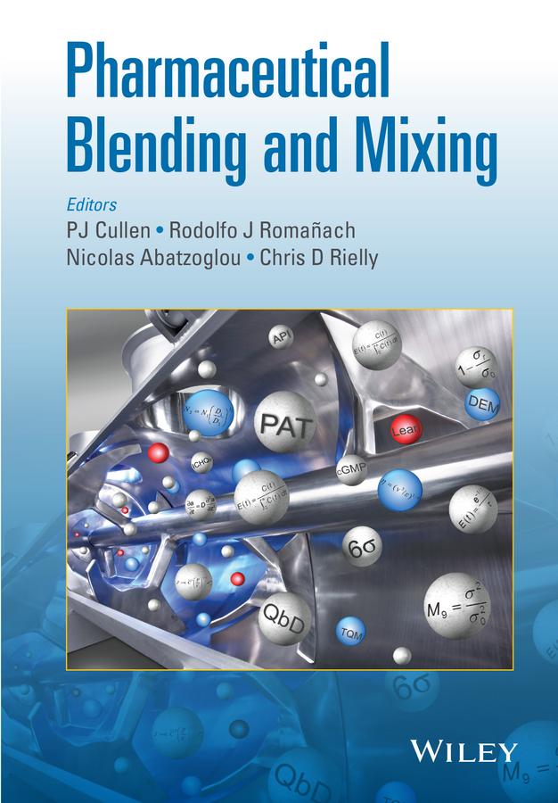 Abatzaglou, Nicolas - Pharmaceutical Blending and Mixing, ebook