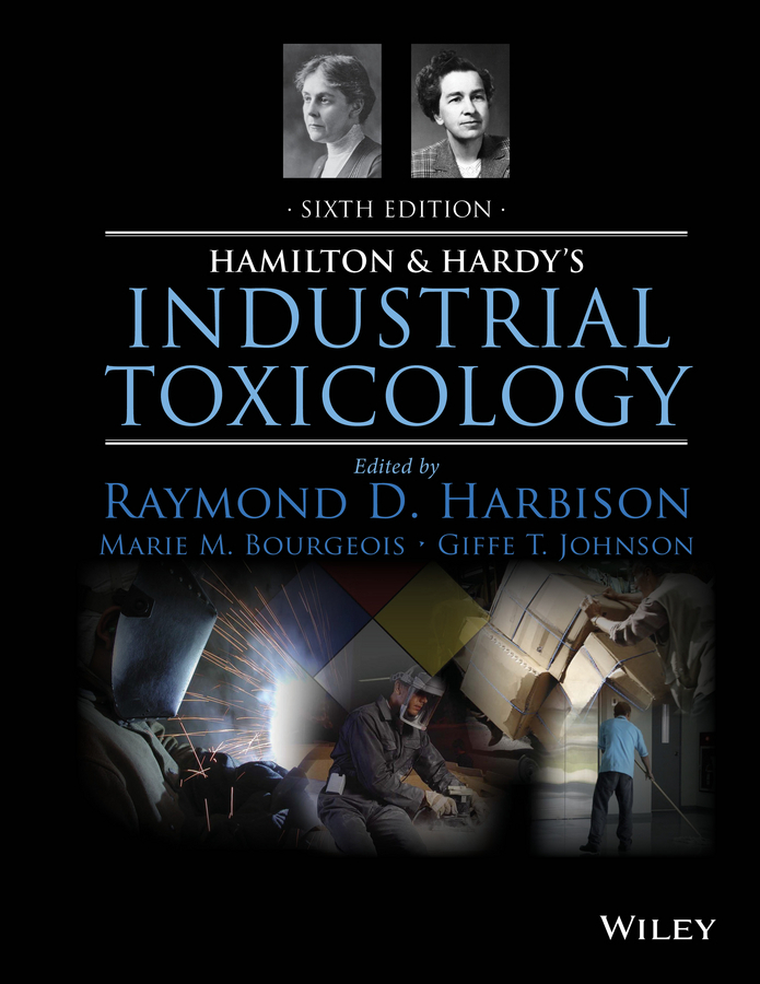 Bourgeois, Marie M. - Hamilton and Hardy's Industrial Toxicology, ebook