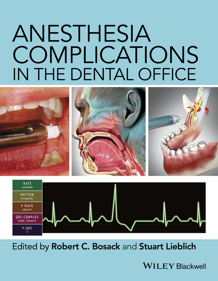 Bosack, Robert - Anesthesia Complications in the Dental Office, ebook