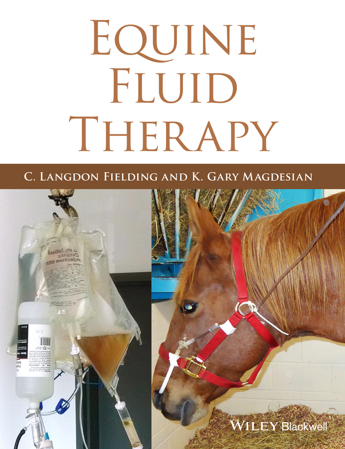 Fielding, C. Langdon - Equine Fluid Therapy, ebook