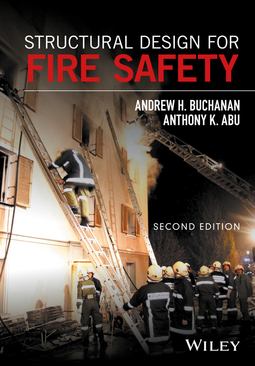 Abu, Anthony Kwabena - Structural Design for Fire Safety, ebook