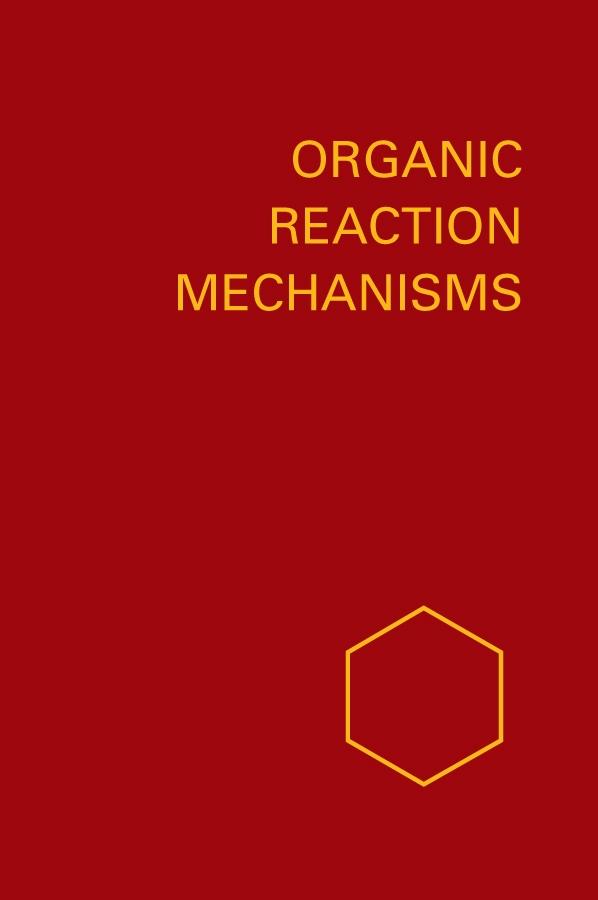 Butler, A. R. - Organic Reaction Mechanisms, 1974, ebook