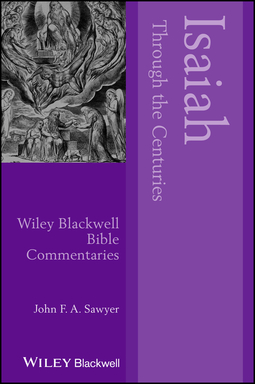 Sawyer, John F. A. - Isaiah Through the Centuries, ebook