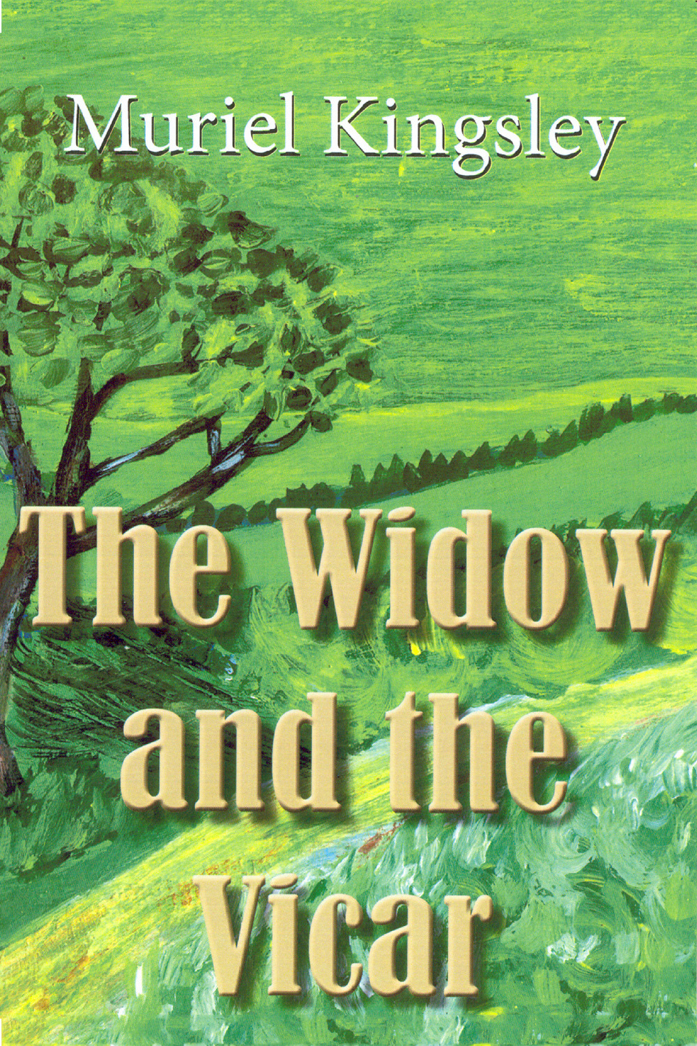 Kingsley, Muriel - The Widow and The Vicar, ebook