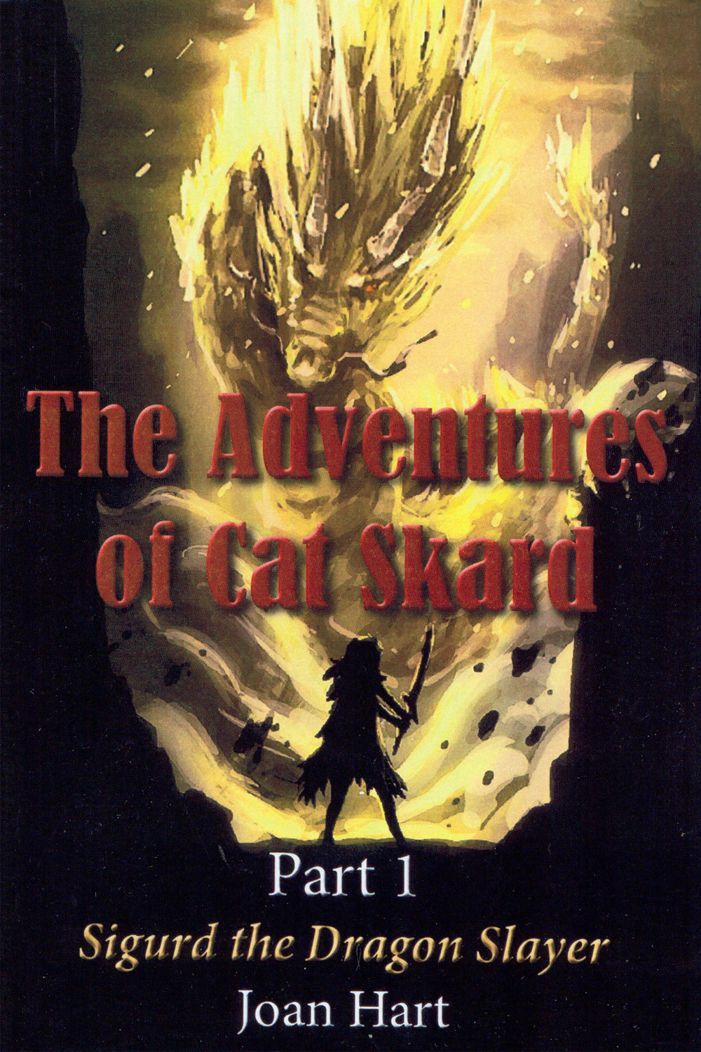 Hart, Joan - The Adventures of Cat Skard, ebook