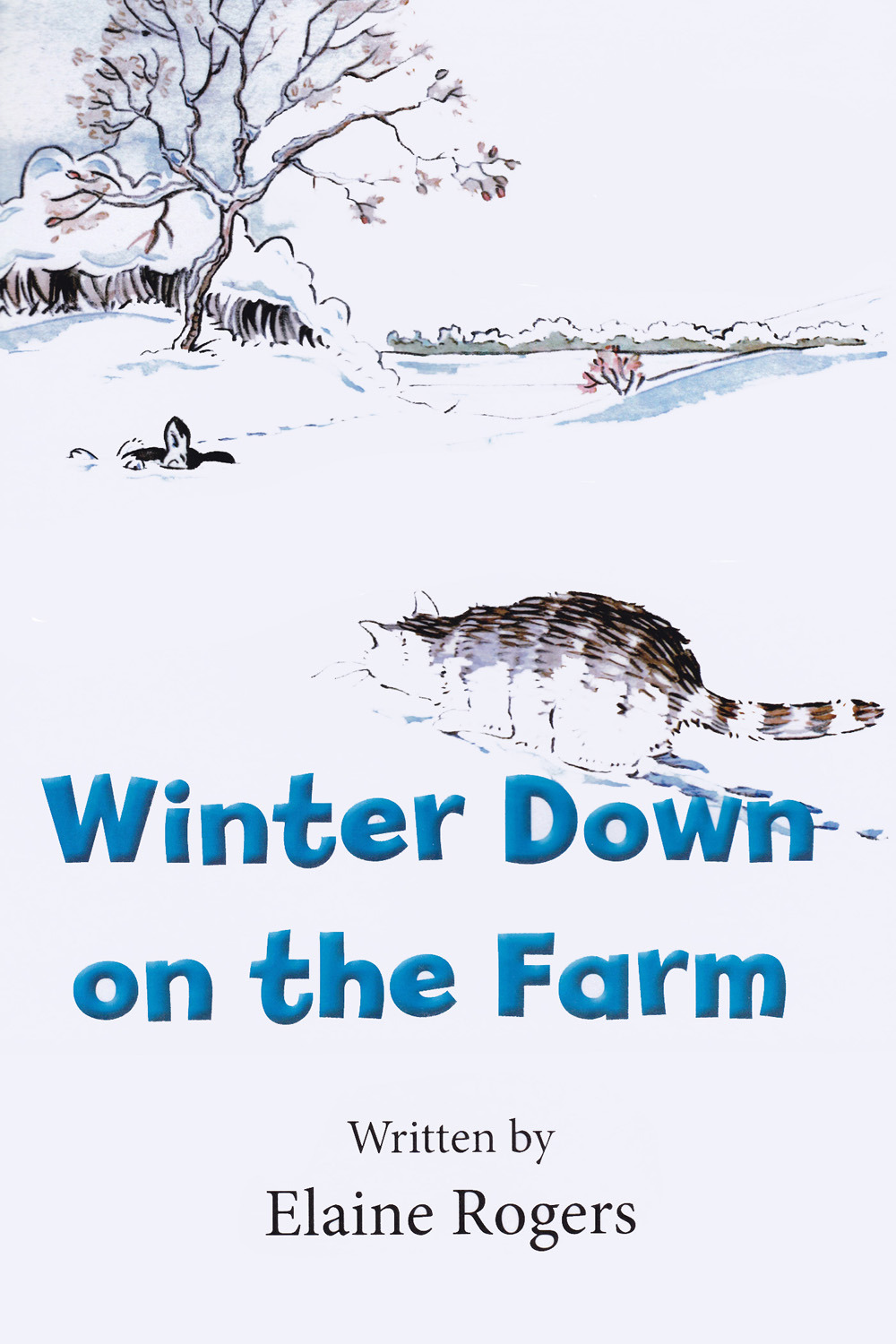 Rogers, Elaine - Winter Down on the Farm, ebook